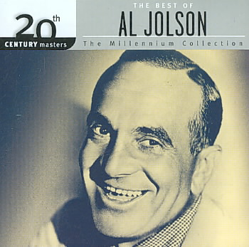 20TH CENTURY MASTERS:MILLENNIUM COLLE BY JOLSON,AL (CD)