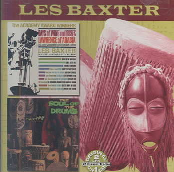 ACADEMY AWARD WINNERS/SOUL OF THE DRU BY BAXTER,LES (CD)